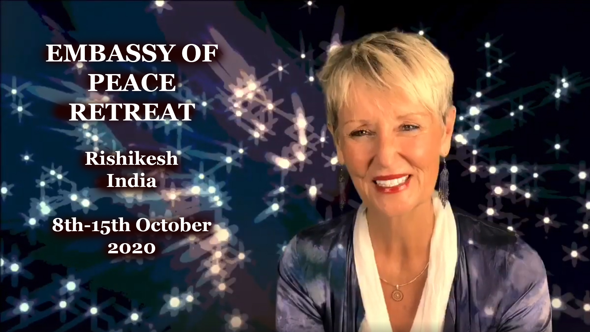 2021 Embassy of Peace Retreat in India